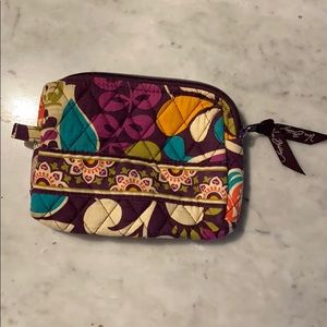 Vera Bradley toiletry bag